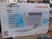 COMFORT-AIRE Air Conditioner CLIMATISEUR REG-81M